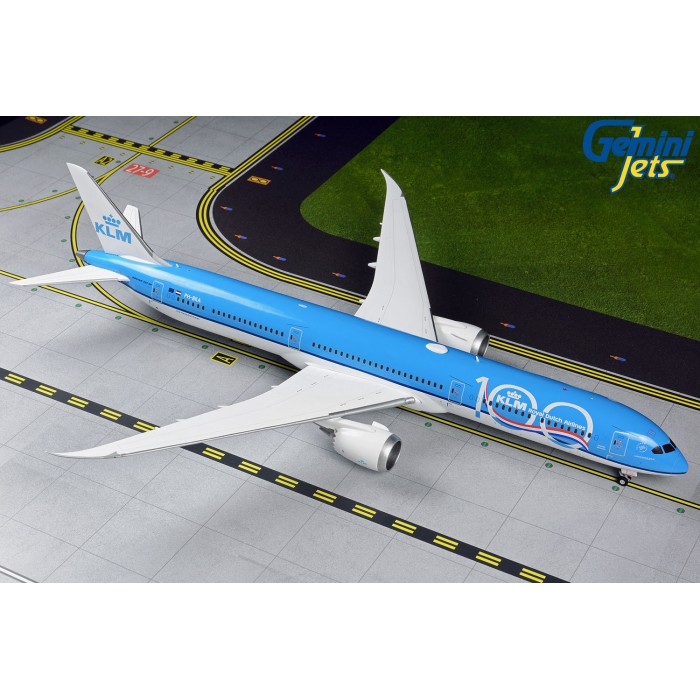 KLM Royal Dutch Airlines Boeing 787-10 'KLM 100 livery' 1:200