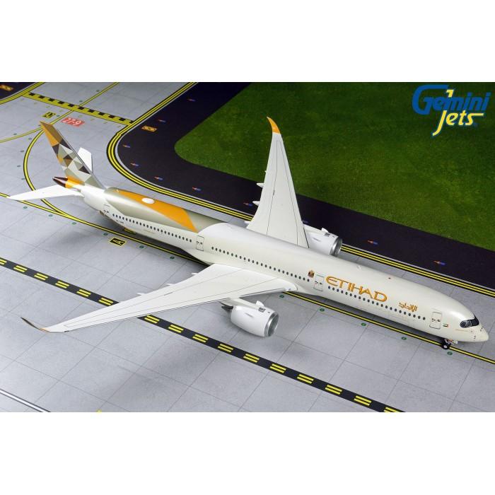 Etihad Airways Airbus A350-1000 1:200