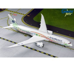 AeroMexico Airlines Boeing 787-9 'Quetzalcoatl livery' 1:200