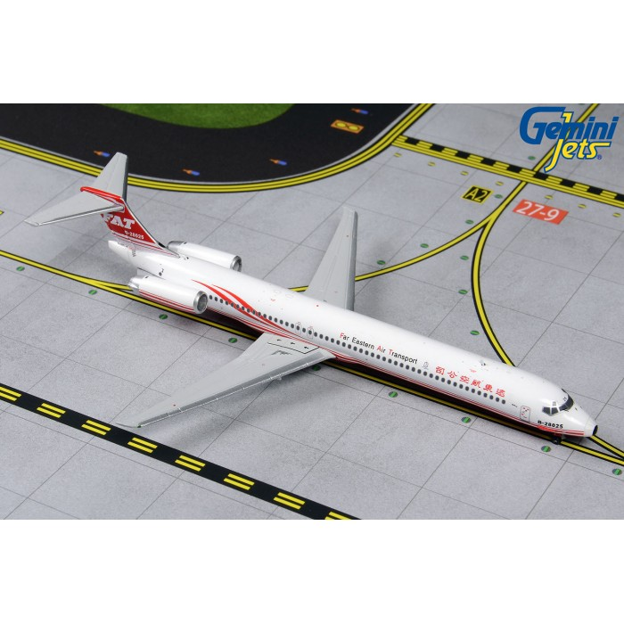 Far Eastern Air Transport MD-80 1:400