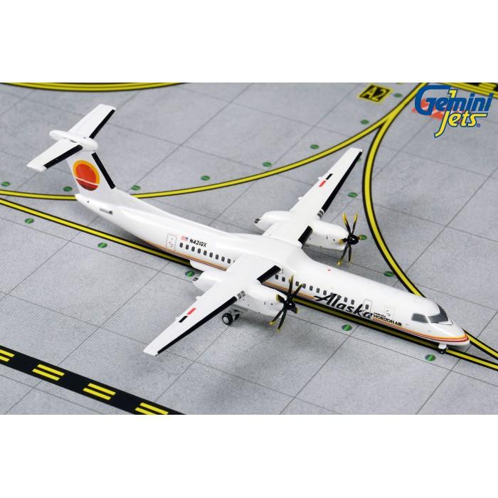 Alaska Airlines Dash 8 Q400 'Horizon Air 1981 Retro livery' 1:400