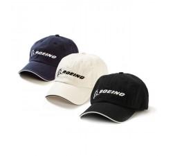 波音logo休閒棒球帽 Boeing Chino Hat
