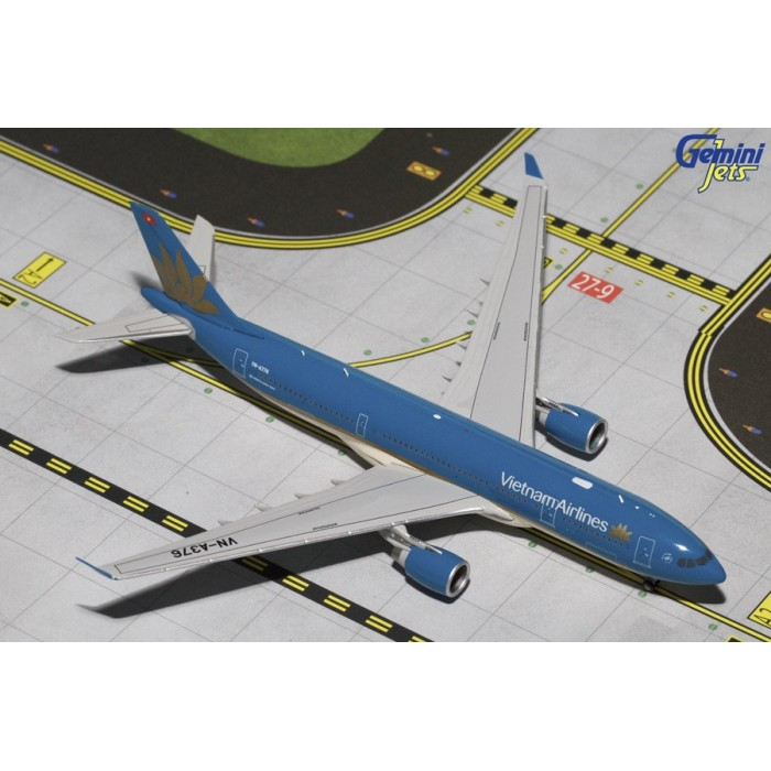 Vietnam Airlines (New Livery) Airbus A330-200 1:400