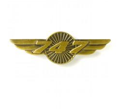波音747羽翼別針 Boeing 747 Wings Pin