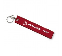 波音787飛行前拆除鑰匙圈 Boeing Remove Before Flight 787 Keychain