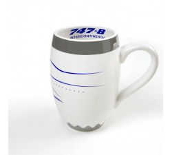 波音747-8引擎造型馬克杯 Boeing Unified 747-8 Engine Mug