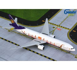 Thai Airways Boeing 777-300 'Suphannahong Royal Barge' 1:400