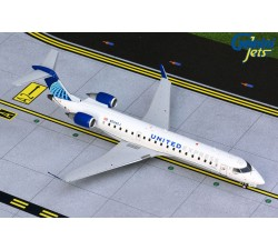 United Express Bombardier CRJ-550 1:200