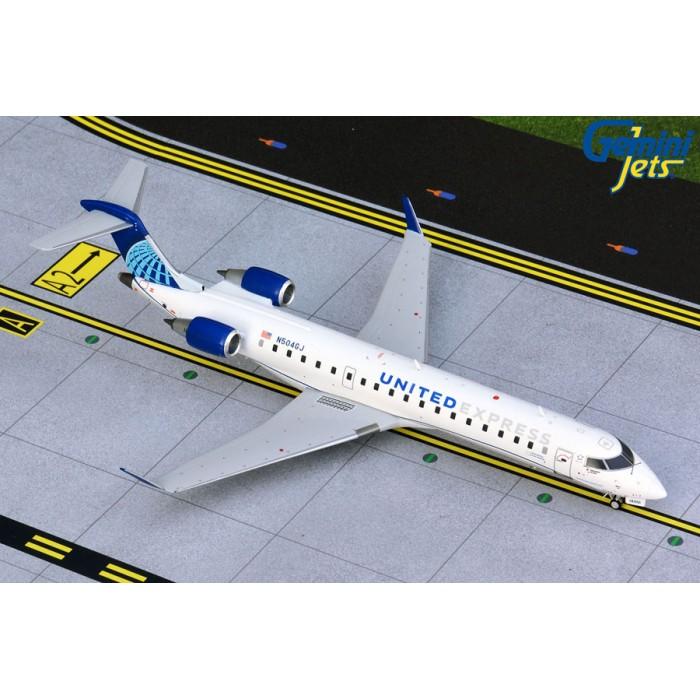 United Express Bombardier CRJ-550 1:200