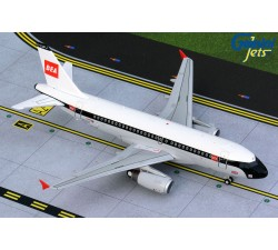 British Airways Airbus A319 'Retro BEA livery' 1:200