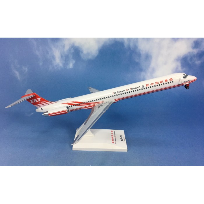 Far Eastern Air Transport MD-83 1:150