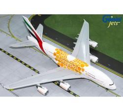 Emirates Airbus A380-800 (Expo 2020 Orange) 1:200