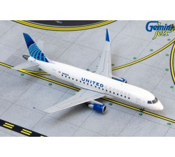 United Express Embraer ERJ-175 1:400