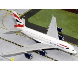 British Airways Airbus A380-800 1:200 - Modelshop
