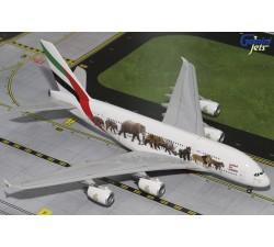 Emirates Wildlife 1 Airbus A380-800 1:200 - Modelshop